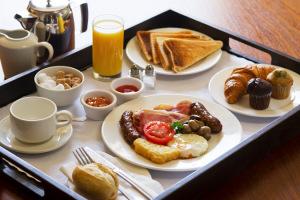 Access Statement - Breakfast Tray