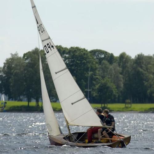 Windermere Lake sailing