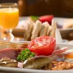 Windermere - breakfast