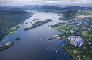 Location Windermere Bay Overview - Location Page