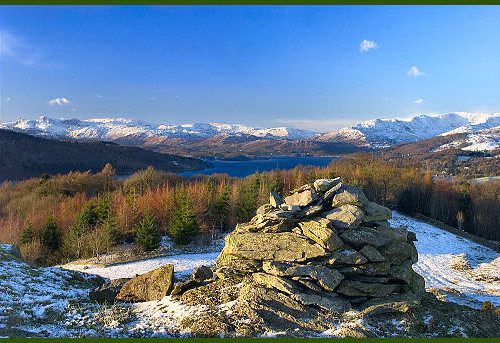 Windermere Walk - Brant Fell