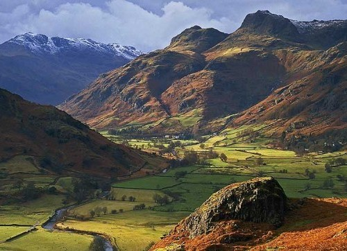 Walks - the Langdales